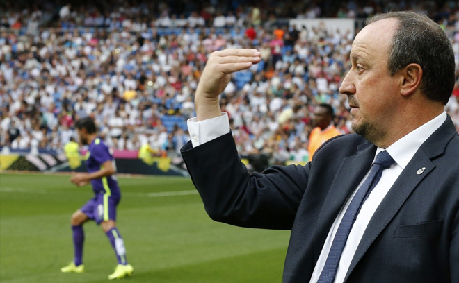 Rafael Benitez - Real Madrid