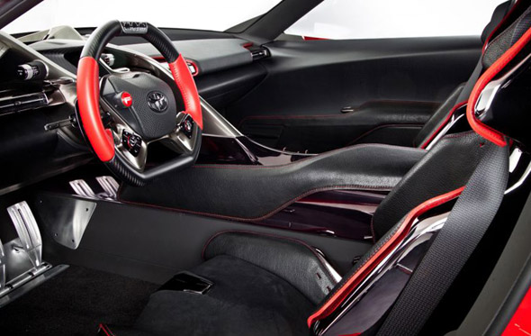 toyota supra 2017 side menggunakan toyota kendaraan ft1. Black Bedroom Furniture Sets. Home Design Ideas
