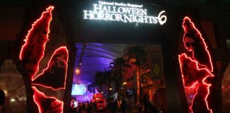Acara Halloween Horror Night di Singapura