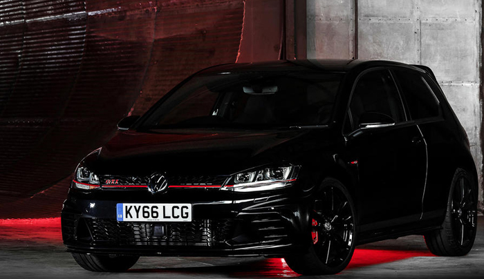 VW Golf Merebut Tahta Model Honda Civic Type R, Intip Yuk!