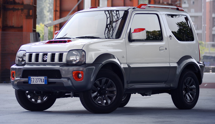 Suzuki Memperkenalkan Colorful Jimny Limited Edition 2017